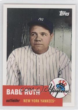 2008 Topps - Babe Ruth #BR53 - Babe Ruth