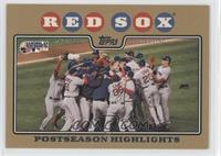 Boston Red Sox Team /2008