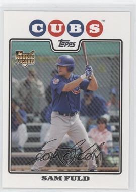 2008 Topps - [Base] #96 - Sam Fuld
