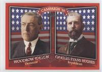 Woodrow Wilson, Charles Evans Hughes