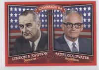 Lyndon B. Johnson, Barry Goldwater