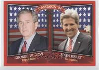 George W. Bush, John Kerry