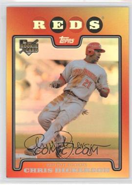2008 Topps - Red Hot Rookie #13 - Chris Dickerson