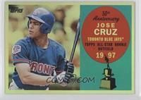 Jose Cruz /99