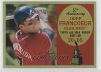 Jeff Francoeur /99