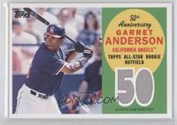 Garret Anderson /50