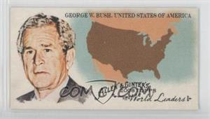 2008 Topps Allen & Ginter's - The World's Leaders Minis #WL49 - George W. Bush (United Stats of America)