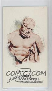 2008 Topps Allen & Ginter's Ancient Icons Mini #A12 - Hercules