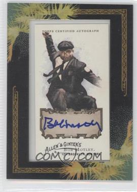 2008 Topps Allen & Ginter's Framed Mini Autographs [Autographed] #AGA-BM - [Missing]