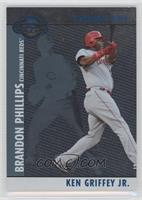 Ken Griffey Jr., Brandon Phillips /250