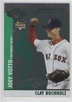 Clay Buchholz Joey Votto /200