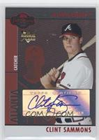 Clint Sammons /500