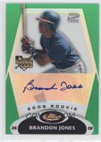 Rookie Autograph - Brandon Jones /199