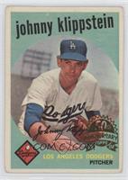 Johnny Klippstein [GoodtoVG‑EX]