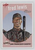 Fred Lewis /59
