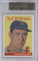 Ted Williams [BGS 9.5]