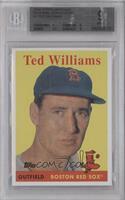 Ted Williams [BGS9]