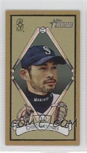 2008 Topps Heritage [???] #HTCP11 - Ichiro Suzuki