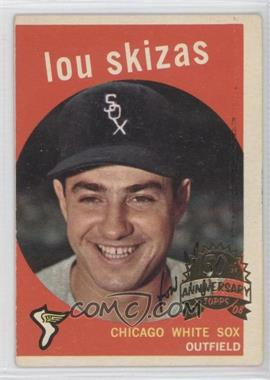 2008 Topps Heritage 1959 Topps 50th Anniversary Buybacks #328 - Lou Skizas [Good to VG‑EX]