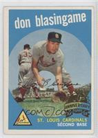 Don Blasingame [GoodtoVG‑EX]