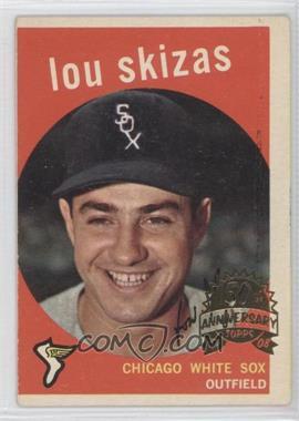 2008 Topps Heritage 1959 Topps Buybacks #328 - Lou Skizas [GoodtoVG‑EX]