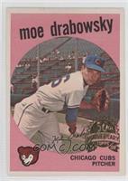 Moe Drabowsky [GoodtoVG‑EX]