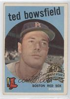 Ted Bowsfield
