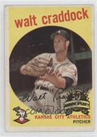 Walt Craddock [Good to VG‑EX]