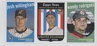 Josh Willingham, Armando Galarraga, Wandy Rodriguez
