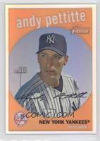 Andy Pettitte /559