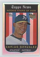 Carlos Gonzalez /559