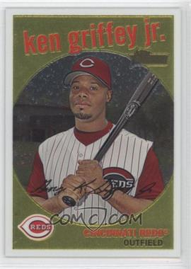 2008 Topps Heritage Chrome #C80 - Ken Griffey Jr. /1959