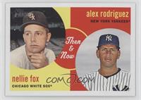 Nellie Fox, Alex Rodriguez