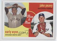 Jake Peavy, Early Wynn