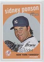 Sidney Ponson