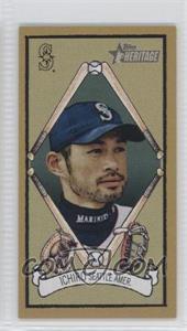 2008 Topps Heritage T205 Mini #HTCP11 - Ichiro Suzuki