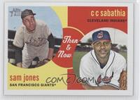 Sam Jones, C.C. Sabathia