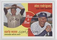 Early Wynn, Alex Rodriguez