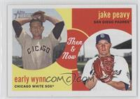 Earl Wilson, Jake Peavy, Early Wynn
