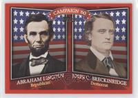 Abraham Lincoln, John C. Breckinridge