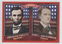 Abraham Lincoln, John C. Breckinridge