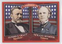 Ulysses S. Grant, Horatio Seymour