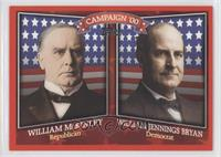 William McKinley, William Jennings Bryan