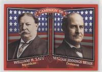 William H. Taft, William Jennings Bryan