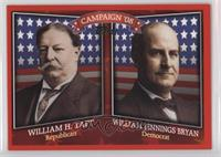William H. Taft, William Jennings Bryan