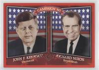 John F. Kennedy, Richard Nixon
