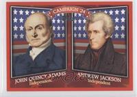 John Quincy Adams, Andrew Jackson