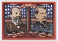 James Garfield, Winfield Scott Hancock