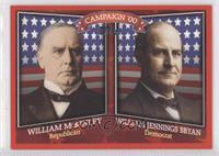 William McKinley, William Jennings Bryan