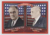Franklin D. Roosevelt, Alf Landon